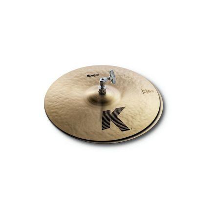 "Zildjian K Hi Hat Cymbals 14"""