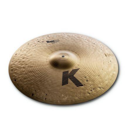 "Zildjian K Dark Medium Ride Cymbal 22"""