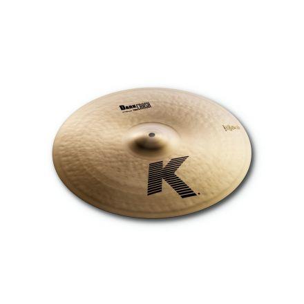 "Zildjian K Dark Crash Thin Cymbal 17"""