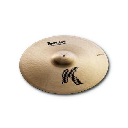 "Zildjian K Dark Crash Thin Cymbal 18"""