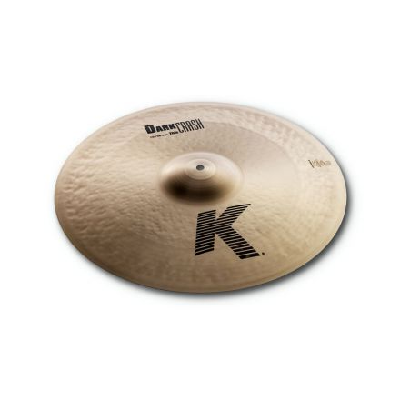 "Zildjian K Dark Crash Thin Cymbal 19"""