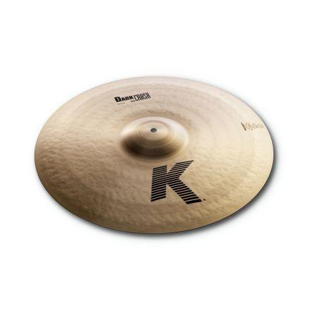 "Zildjian K Dark Thin Crash Cymbal 20"""