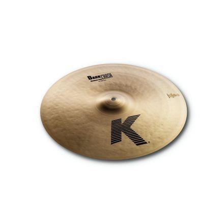 "Zildjian K Dark Crash Med Thin Cymbal 17"""