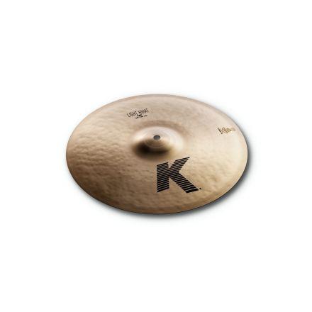 """Zildjian K Light Hi Hat Cymbal Top 15"""""""