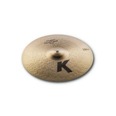 "Zildjian K Custom Dark Crash Cymbal 16"""