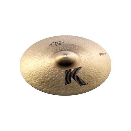 "Zildjian K Custom Dark Crash Cymbal 18"""