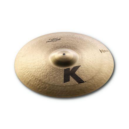 "Zildjian K Custom Dark Crash Cymbal 20"""