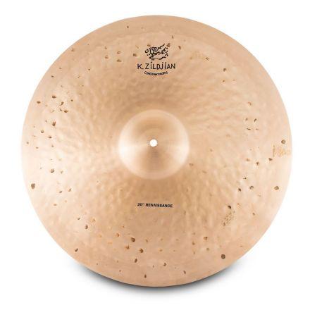 "Zildjian K Constantinople Renaissance Ride Cymbal 20"" 1726 grams"
