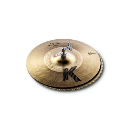 "Zildjian K Custom Hybrid Hi Hat Cymbals 14.25"""