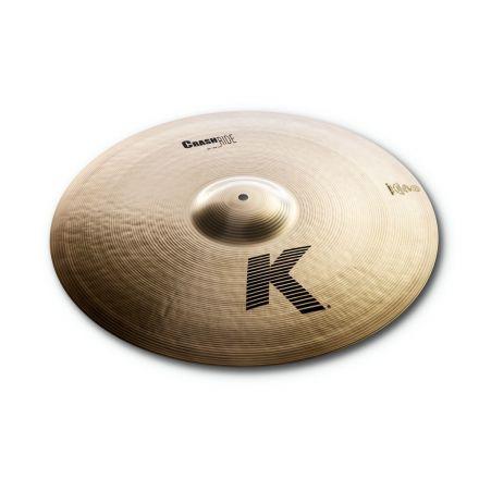 "Zildjian K Crash/Ride Brilliant Cymbal 21"""