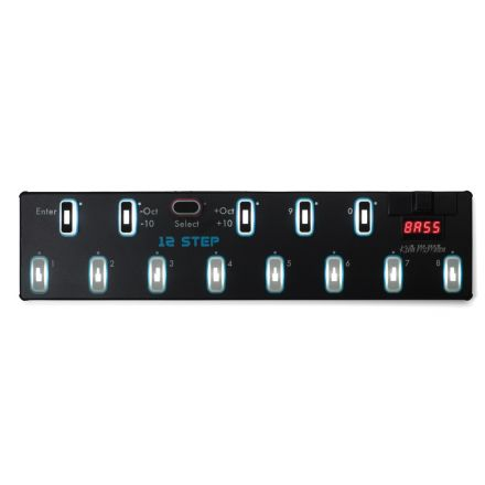 Keith McMillen 12-step Chromatic Keyboard Foot Controller