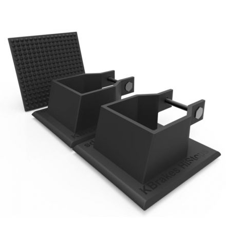 KBrakes HiStops Drum Hardware Anchoring System