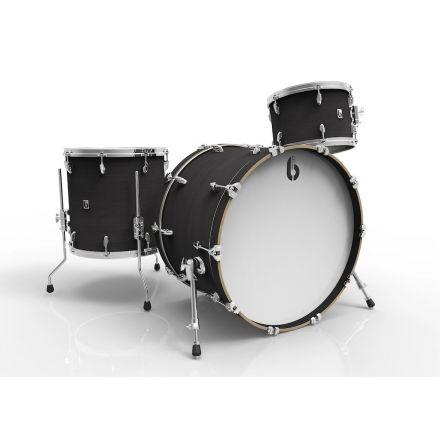 British Drum Company Legend Series Club 3pc Drum Set 12/16/22 - Kensington Knight