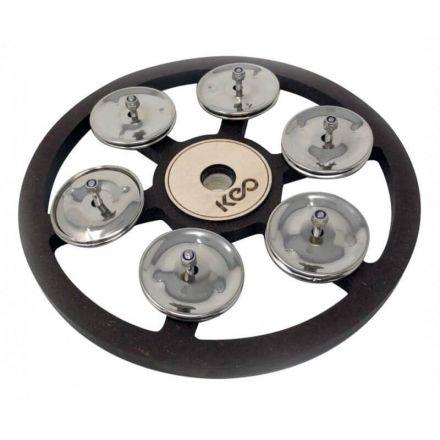 Keo Percussion Cymbal Tambourine