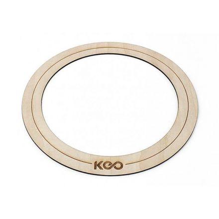 Keo Percussion Bass Wood O Ring Large