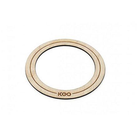 Keo Percussion Bass Wood O Ring Small