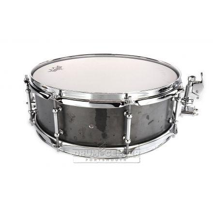 Keplinger Black Iron Snare Drum 14x5 8-Lug