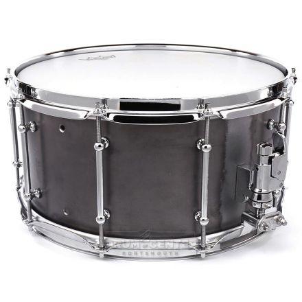 Keplinger Black Iron Snare Drum 14x7