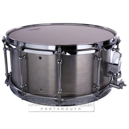 Keplinger Stainless Steel Snare Drum 14x6.5