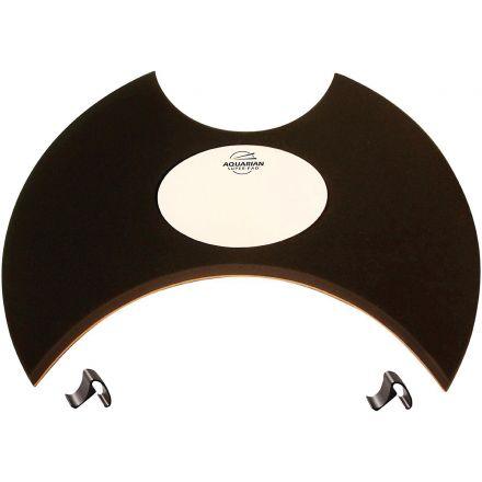 Aquarian Super-Pad Bass Drum Dampening Pad 24