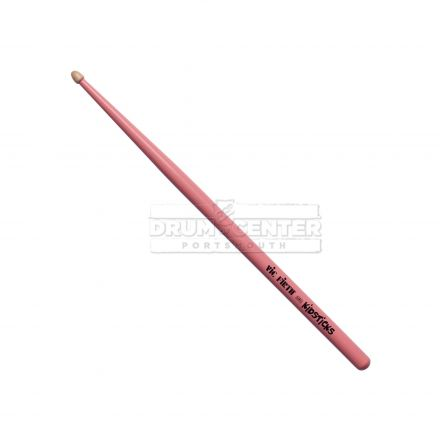 Vic Firth Kidsticks w/ Pink Finish