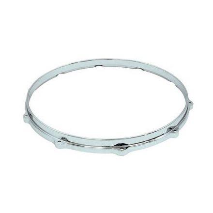 Ludwig Die Cast Snare Drum Batter Side Hoop 14 Inch - 10 Hole - Chrome