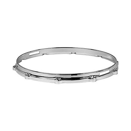 Ludwig Die Cast Snare Drum Hoop Bottom Chrome Finish, 14 Inches - L1410SC