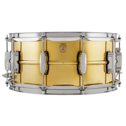 Ludwig Super Brass Snare Drum 14x6.5