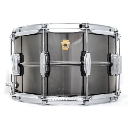 Ludwig Black Beauty Snare Drum 14x8