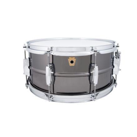 Ludwig Black Beauty Snare Drum 14x6.5 8-lug