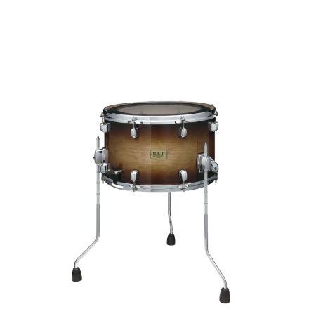 Tama S.L.P. 16x10 Duo Birch Snare Drum - Natural Mocha Burst