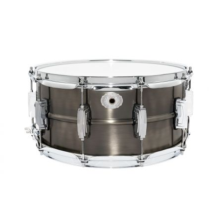 Ludwig Limited Edition Pewter Copperphonic Snare Drum 14x6.5