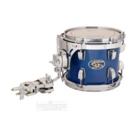 Ludwig Evolution Maple Tom 8x7 Transparent Blue