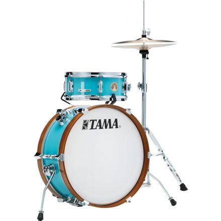 Tama LJK28SAQB Club-JAM mini 2pc shell pack Aqua Blue