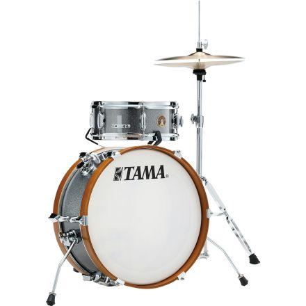 Tama LJK28SGXS Club-JAM mini 2pc shell pack Galaxy Silver