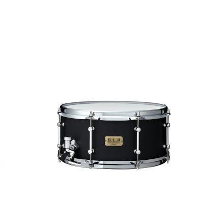 Tama S.L.P. 14x6.5 Dynamic Kapur Snare Drum - Flat Black