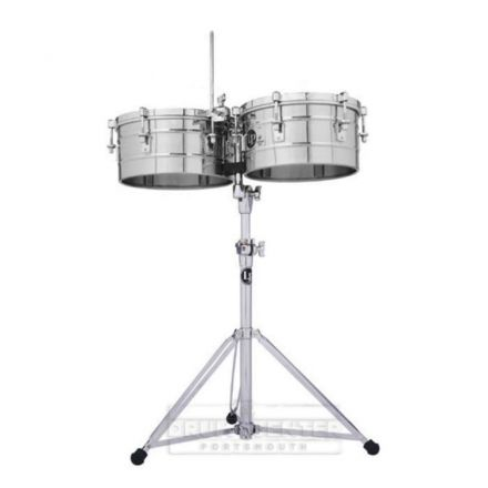 LP Timbales : 12 and 13 Steel Timbales
