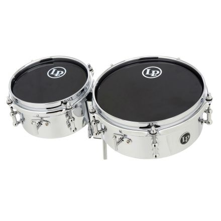 LP Mini Timbales/Chrome Plated Steel