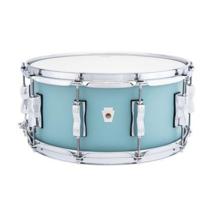 Ludwig 14x6.5 Neusonic Snare Drum Skyline Blue
