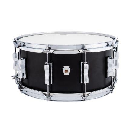 Ludwig 14x6.5 Neusonic Snare Drum Black Velvet