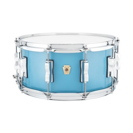 Ludwig Classic Maple Snare Drum - 14x6.5 - Heritage Blue