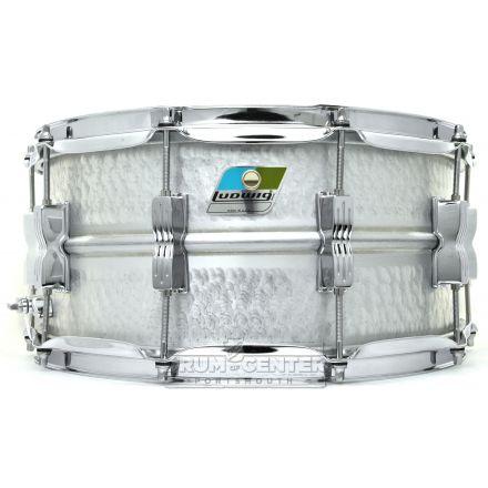 Ludwig Acrolite Snare Drum 14x6.5 Hammered