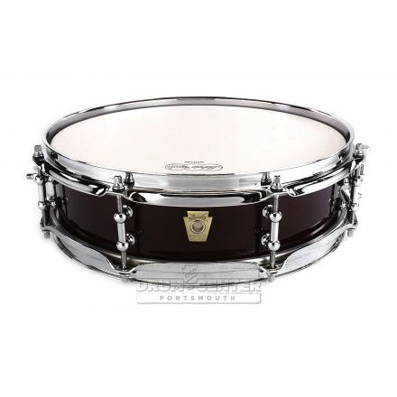 Ludwig Classic Maple 13x3.5 Snare Drum - Cherry Stain - Blowout Deal!