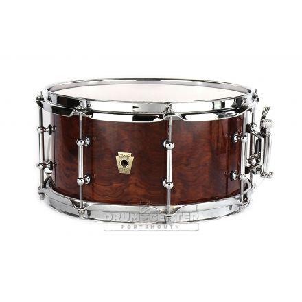 Ludwig Classic Maple Snare Drum 12x6 - Bubinga Gloss
