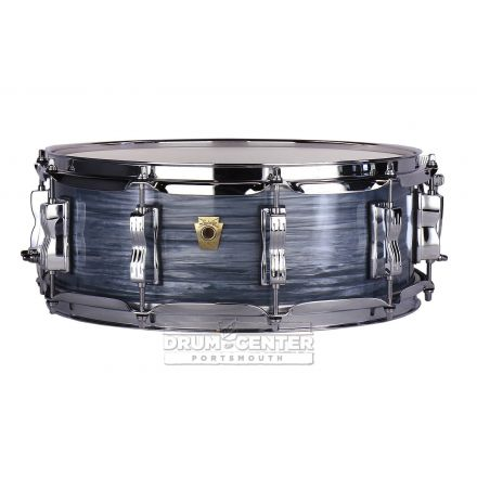 Ludwig Classic Maple Snare Drum - 14x5 - Vintage Blue Oyster