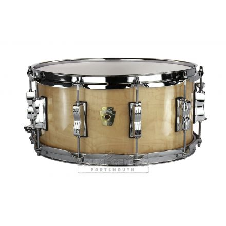 Ludwig Classic Maple Snare Drum - 14x6.5 - Natural
