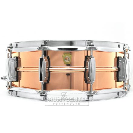 Ludwig Copper Phonic Snare Drum 14x5