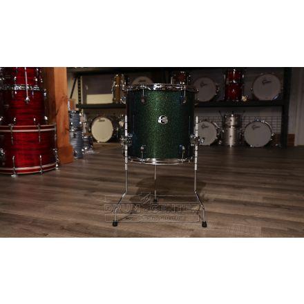 Ludwig Element Evolution 14x14 Floor Tom - Emerald Green Sparkle