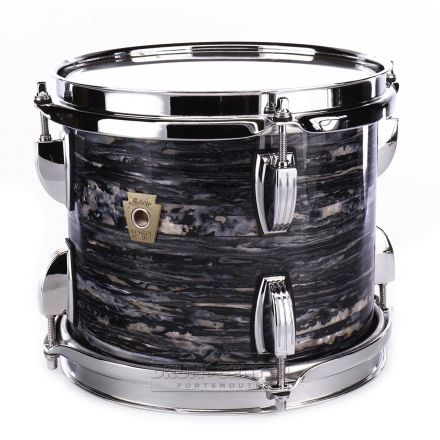 Ludwig Classic Maple Vintage Black Oyster 8x7 Tom