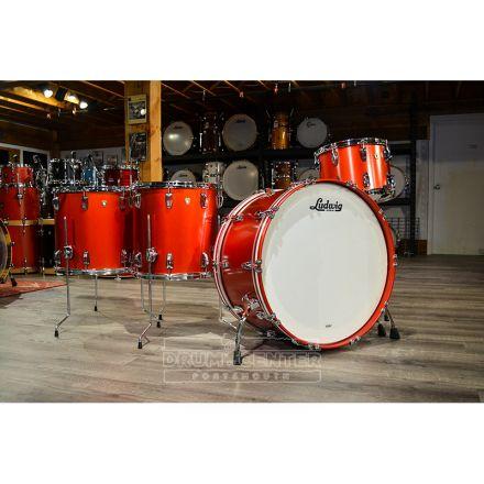 "Ludwig Classic Maple 4Pc ""Bonzo Diablo"" Drum Set - Diablo Red"